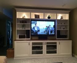 minimalist room with ikea besta media wall unit ten open shelves small deluxe storage cabinet locking