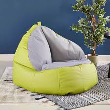 hugo extra large bean bag chair