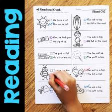 Included in your teacher account is access to 220 free phonics worksheets to use as a whole class, a reading rotation activity or homework. Short Vowel Cvc Sentence Worksheets No Prep Phonics Worksheets