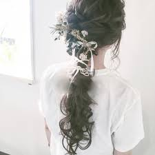 ウエディングヘア Dressyドレシーウェディングドレスの人気