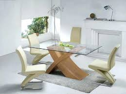 round glass and oak dining table round glass dining room tables with regard to property oak