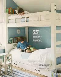 Bunk bed lighting ideas Bedroom Ideas Bunk Beds Good Idea For Individual Lighting Shelf For Books Pinterest Bunk Beds Good Idea For Individual Lighting Shelf For Books