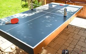 folding ping pong table diy ping pong table ping pong table how to