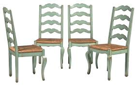 rush dining chairs rush dining chairs awesome ladder back dining room chairs images set of 4