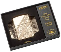 29653 <b>Зажигалка Zippo</b> 2018 limited Collectible of Year Golden ...
