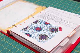Pattern Of Organization Extraordinary My Sewing Pattern Organization System Rake And Make