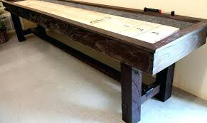 Imperial Shuffleboard Rustic Furniture Reno On Avenue Oklahoma City .