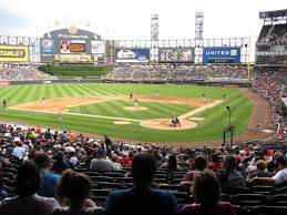 Guaranteed Rate Field Seating Chart With Rows U S Cellular Field Guide Where To Park Eat And Get