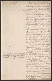 "benjamin franklin his life and the revolution from his own pen benjamin franklin ""observations relative to the intentions of the original founders of the academy in philadelphia "" 1789 page 2 manuscript essay"