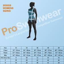 Zoggs Quad Womens Swimsuit