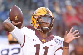 Minnesota Gophers Depth Chart Minnesota Football Releases Depth Chart For Week 1 The
