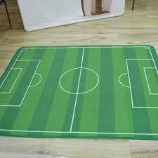 football field rug unique kids carpet rug cartoon football field green rug kids living room carpet
