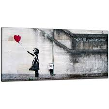 dining room artwork prints. Street Art Prints Uk Banksy Large Canvas \u2013 Girl With The Red Balloon For Dining Room Artwork