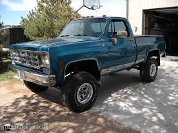 1978 Chevrolet Pickup - Information and photos - MOMENTcar