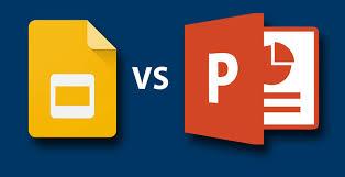 Presenting Powerpoints Google Slides Versus Powerpoint Presentation Guru