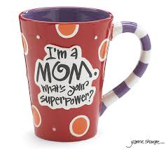 MUG MOM SUPER POWER