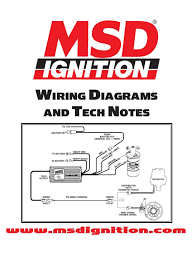 msd ignition wiring diagrams and tech notes distributor ignition msd ignition wiring diagrams and tech notes distributor ignition system