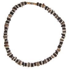 puka s necklace mixed chips mens s surfer hawaiian jewelry choker surf puca beads pooka