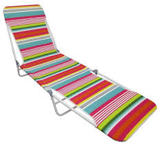 mainstays folding beach lounge