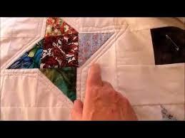 How to machine quilt - echo quilting video - YouTube &  Adamdwight.com
