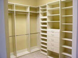 Corner Closet Organizer Storage Ideas