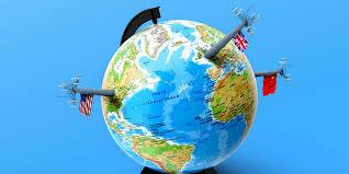 China, the USA and Oil – A Potential Geopolitical Scenario