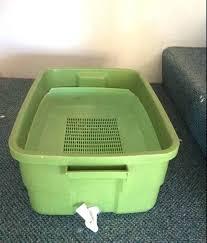 classic siftable cat litter boxes t70437 sifting cat litter box uk