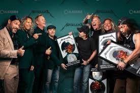 Metallicas Hardwired Tops Billboards 2017 Top Rock