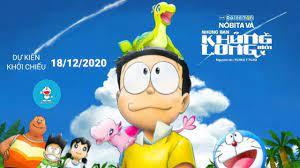 Phim mới 2020: Doraemon: Nobita và Những Bạn Khủng Long mới