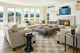 Chic Living Room Furniture Layout With Fireplace Living Room Furniture  Arrangement Fireplace I Intended Design