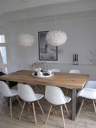 dining table material. wooden dining table with steel base and eames chairs material g