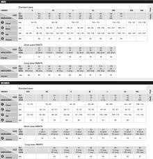 Mammut Size Chart Uk Product Support Template