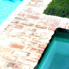 beautiful pool pool coping paint brick cost inside pool coping paint