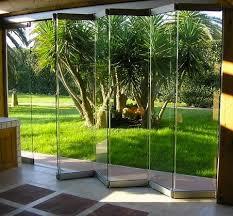 folding doors glass folding doors exterior