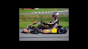 DRIVING A CRG WITH A TM KZ10C AT GENK!! - YouTube
