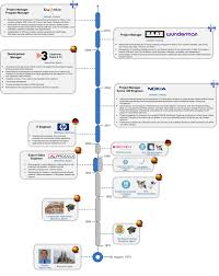 Likeinmind Cv Timeline Examples