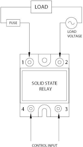 ac relay wiring diagram wiring diagram and hernes solid state relay primer phidgets support