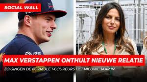 Max Verstappen maakt relatie met Kelly Piquet wereldkundig | GPFans Social  Wall - YouTube