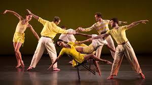 Dance Group Mark Morris Dance Group And Music Ensemble Krannert Center