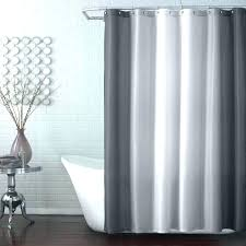 standard size shower curtains curtain lengths average liner
