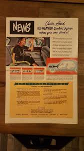 Old Brochures Lot Of 9 Rare And Old Brochures Dedicated To American Vehicles