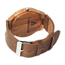 treeut nova leather wood watch brown string back 01fbe9a3 aace 45e2 859f 91b24da5cfa9 grande