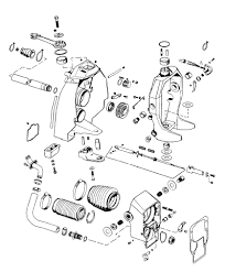 transom assembly parts for omc sterndrives mercruiser outdrive trim wiring diagram Mercruiser Sterndrive Wiring Diagram #45