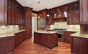 mahogany kitchen cabinets with granite countertops best of 29 custom solid wood kitchen cabinets designing idea stock