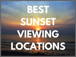 Best Sunset Viewing Locations In Fairfield County Our Town