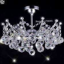 empire mini crystal chandelier chrome finish lights hanging kit guaranteed100 cool chandeliers chandelier chain from adrjsyp 338 86 dhgate com