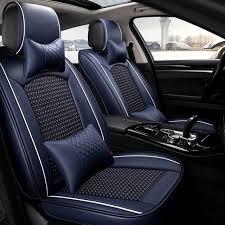 car seat cover leather for honda accord 2003 2007 2018 honda civic 2018 crv jazz