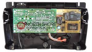 circuit board for garage door opener