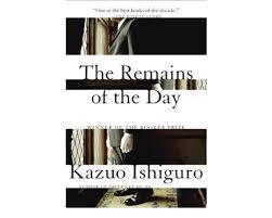 دانلود رایگان کتابهای کازوئیشی گورو (بازمانده ی روز - و هرگز رهایم مکن) برنده ی جایزه ی ادبی نوبل سال2017