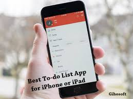 To Do List Or To Do List 8 Best To Do List Apps For Your Ios Device In 2019